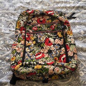 Vera Bradley Laptop Compatible Backpack